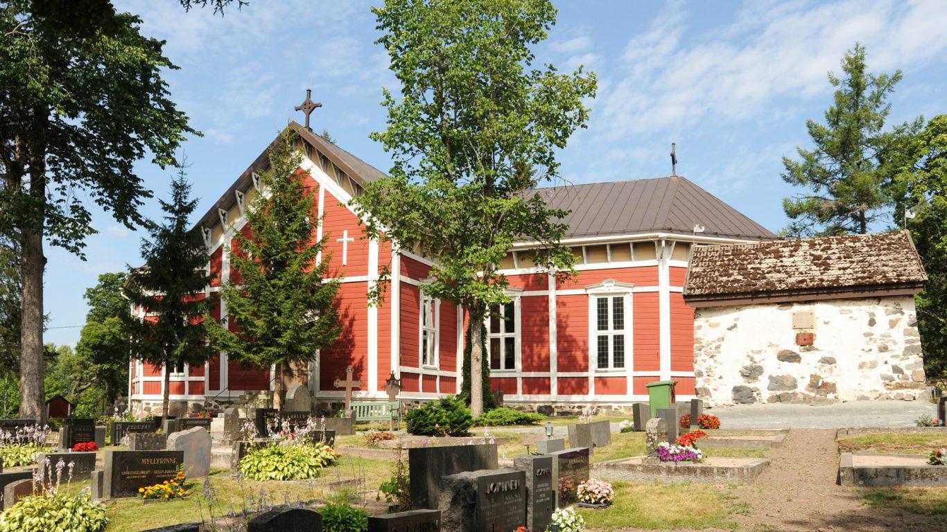 Kiskon kirkko