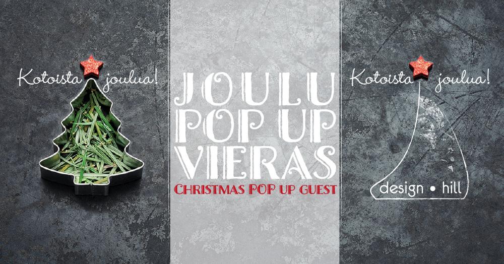 Joulu Pop-Up